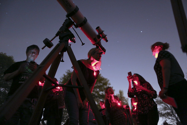 Stargazing Party