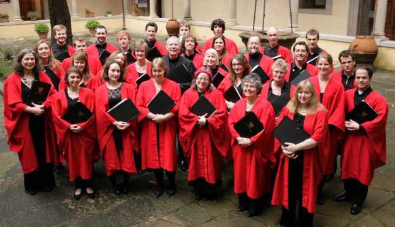 Edinburgh University Renaissance Singers 1