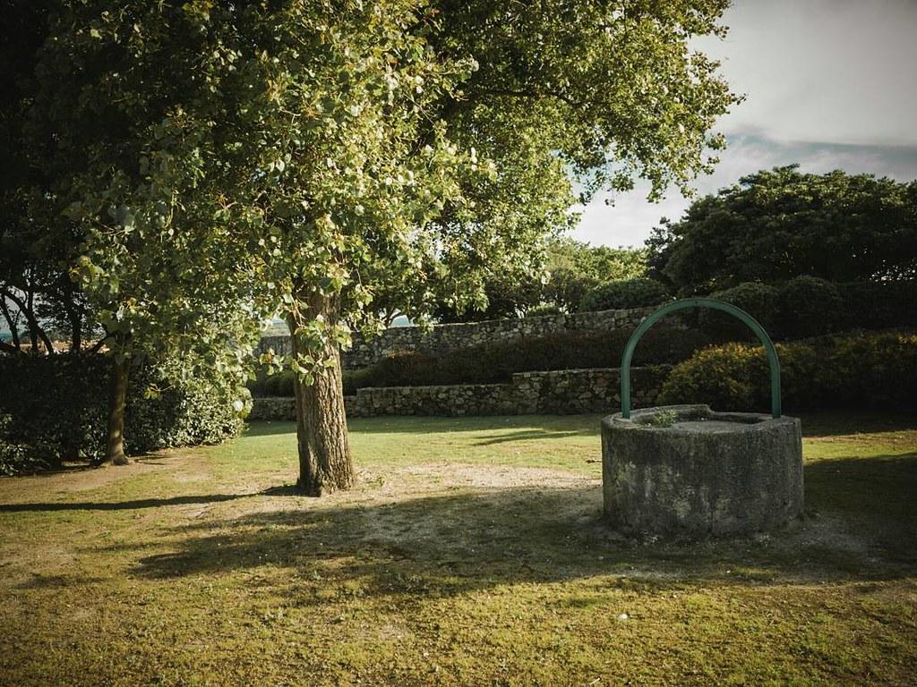 El pozo de los deseos. #coruña #rinconesdeacoruña #park #sanpedro #olympus #photography