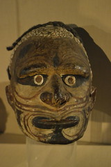 New Guinea Ancestor Head