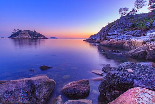 purple landscape sunset canada canoncanada west vancouver eos7d hdr 3xp abigfave