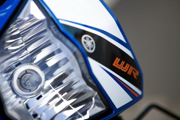 Yamaha WR 125 R 2014 - 5