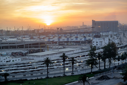 casablanca maroc morocco cityscape port sunrise grandcasablanca ma