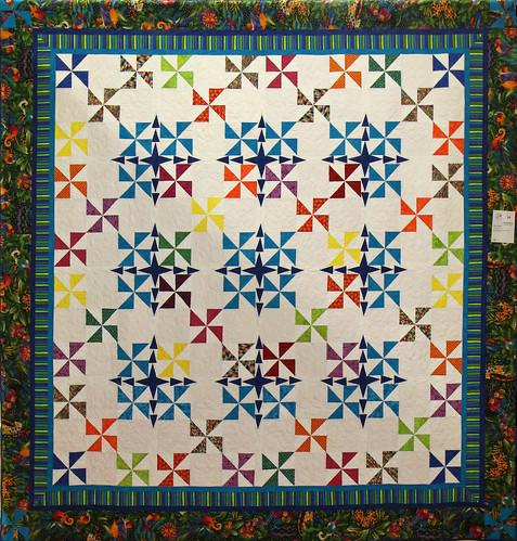 031: Kate's Pinwheels—Lesa Reynolds