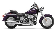 Harley-Davidson 1450 SOFTAIL FAT BOY FLSTF 2000 - 2