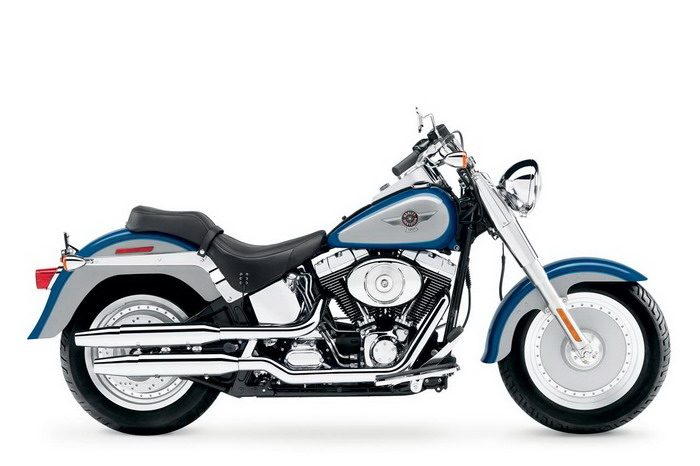 Harley-Davidson 1450 SOFTAIL FAT BOY FLSTF 2000 - 4