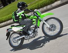 Kawasaki KLX 250 2012 - 4