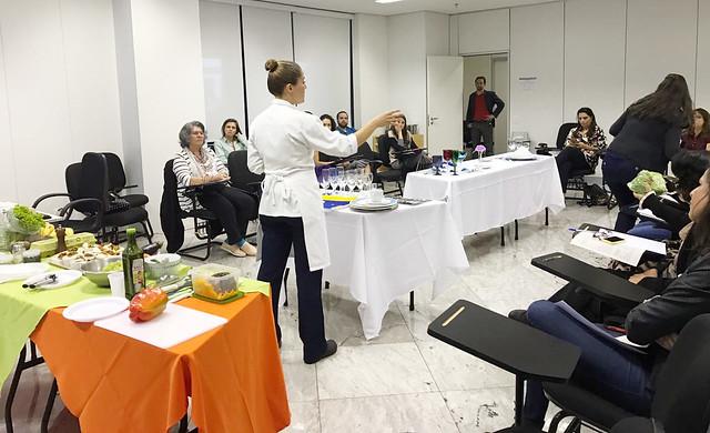 Servidores do MPDFT participam de oficinas do Senac