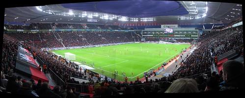 Bayer Leverkusen-Eintracht Frankfurt