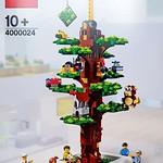 超夢幻的樂高集團參訪贈品!!LEGO 4000024 【創意之樹】 Tree of Creativity