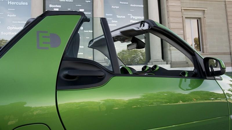 smart fortwo cabrio electric drive 5146