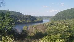 El Potomac en Harpers Ferry