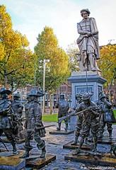 Rembrandt on Rembrandtplein