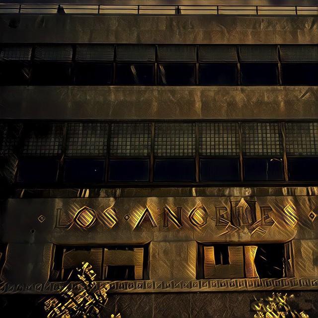 Photo:Los Angeles Times Building ~ Historic Landmark ~ Los Angele California By Onasill ~ Bill - 96 Million Views