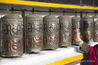 Darjeeling - Tibetean Monastery