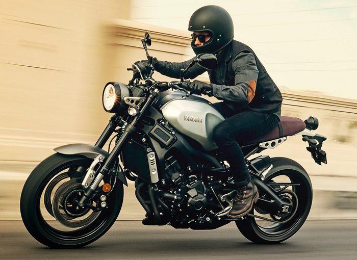 Yamaha XSR 900 2016 - 13