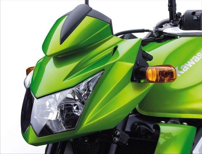 Kawasaki Z 750 2009 - 38