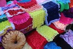 Alcaldía de Chone brindó curso de manualidades a damas de Los Suches