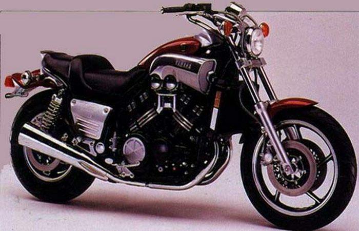 Yamaha 1200 V-MAX 1999 - 22