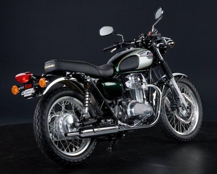 Kawasaki W 800 2012 - 4