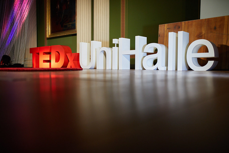 TEDxUniHalle letters