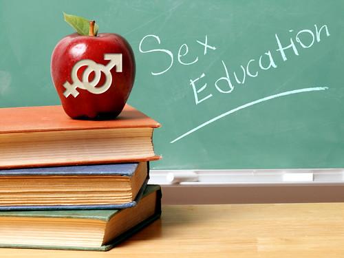 Better sex education in schools