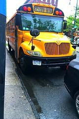 2006 IC CE300, Pioneer Transportation Corp, Bus#6008, Air Brakes, Air Ride, No Radio, No AC.