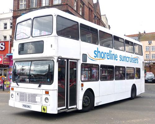 P818 GMU 'Shoreline Suncruisers' Volvo Olympian / Northern Counties on 'Dennis Basford's railsroadsrunways.blogspot.co.uk'