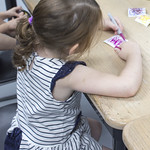 Button-Making at Spark Place