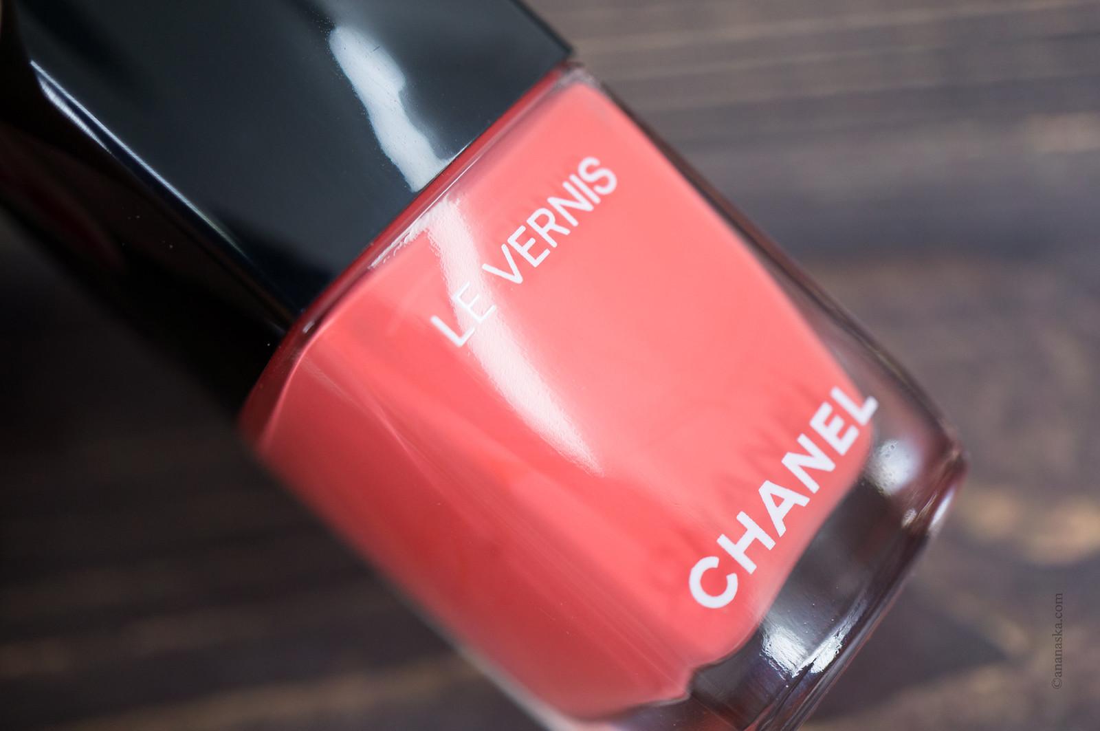 Chanel Le Vernis 562 Coralium