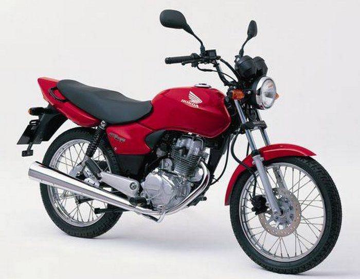 Honda CG 125 2005 - 0