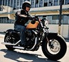 miniature Harley-Davidson XL 1200 SPORTSTER Forty Eight 2015 - 33