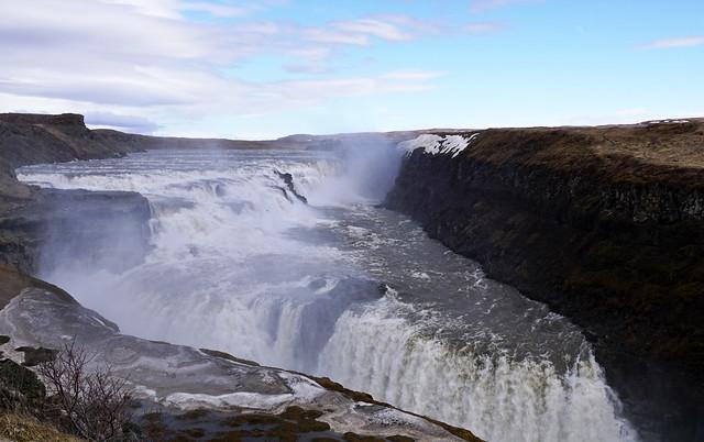 Iceland-Gullfoss Waterfall-No 9, 5-3-2017