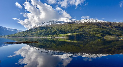 Innvikfjorden Norway