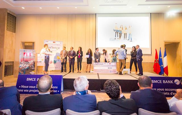Challenge franco-marocain de l'entrepreneuriat- 19 et 20 mai 2017