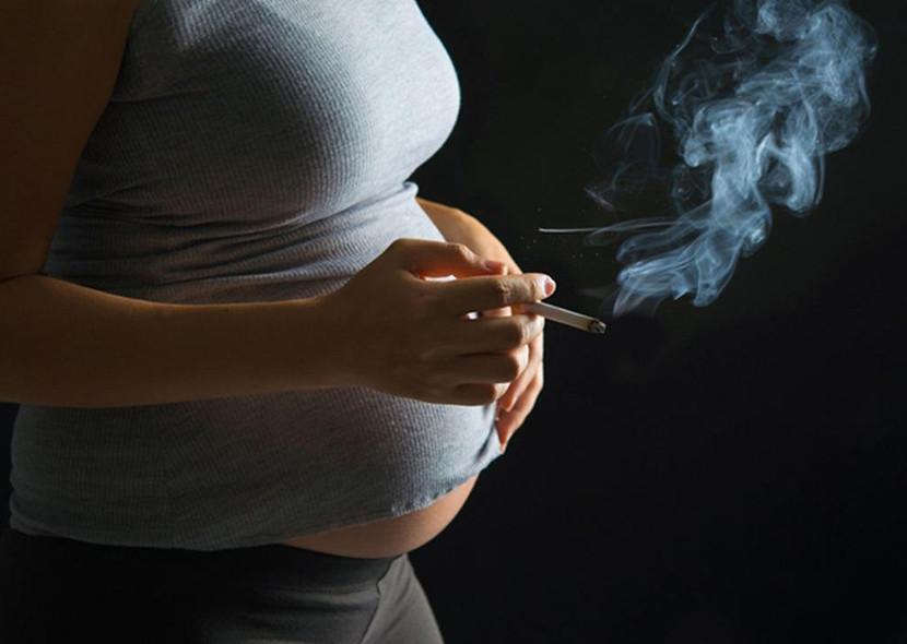Последствия курения во время беременности