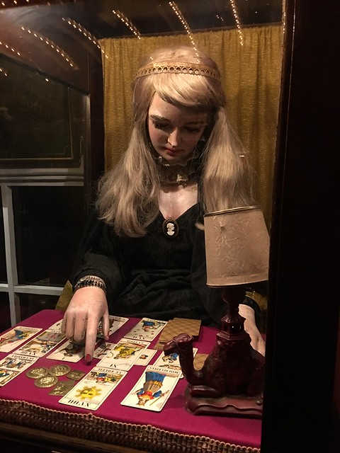 Fortune teller automata at House on the Rock