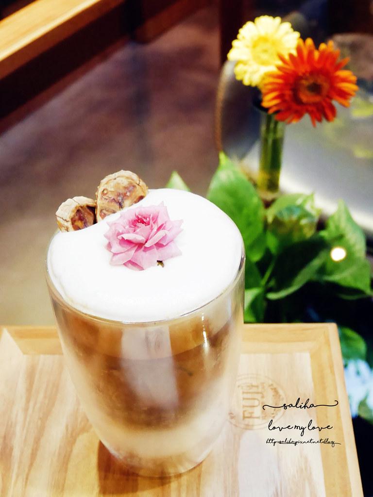 台北信義區花店咖啡館餐廳推薦FUJI FLOWER CAFE (14)