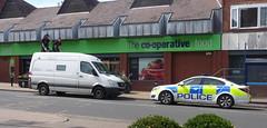 Security Van_Earlsdon Street_Earlsdon_Coventry_May17