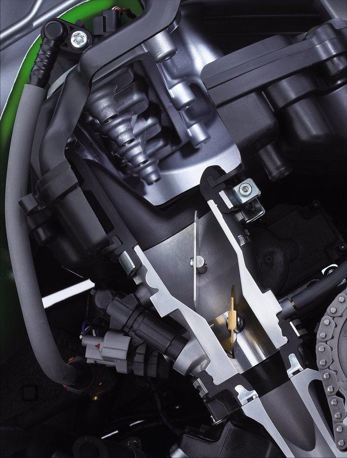 Kawasaki ZX-6RR 600 2007 - 33