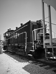 Little Kanawha Railroad with extended cab