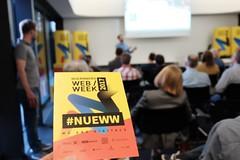 11. WebDay in Neumarkt während der NUEWW