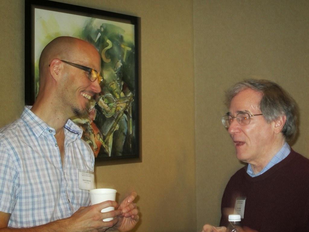 Daniel Aalberts & Doug Turner