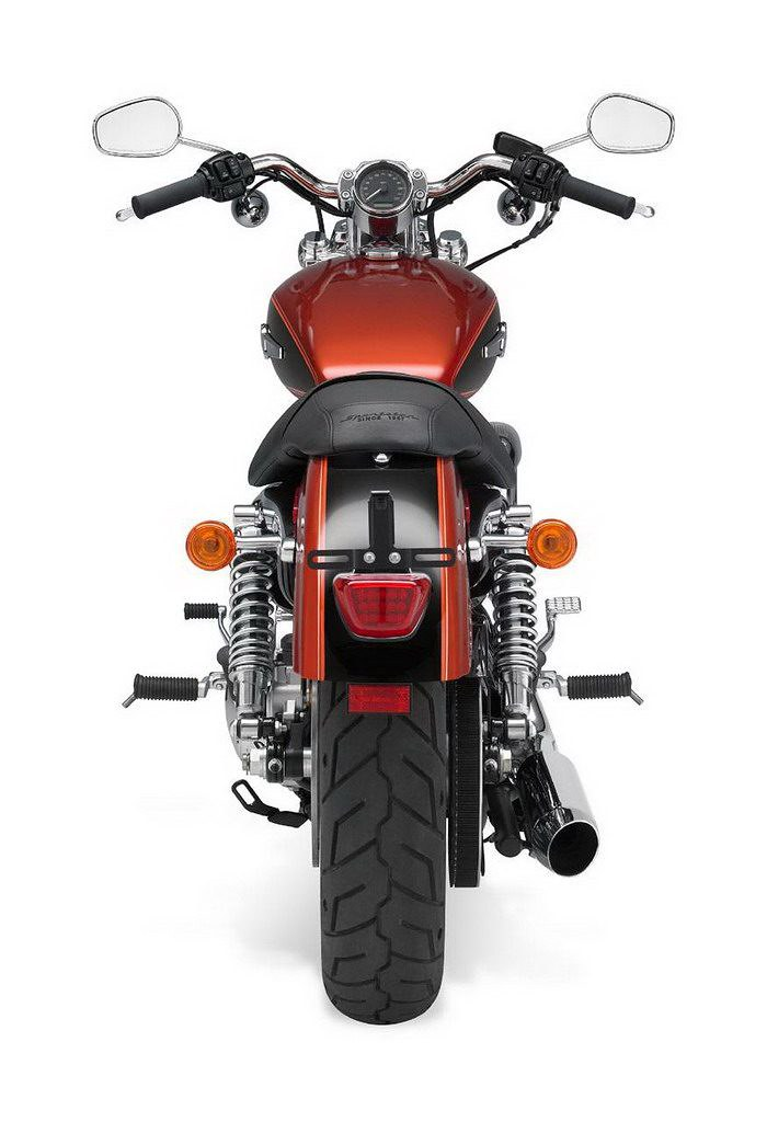Harley-Davidson XL SPORTSTER 1200 CUSTOM 2017 - 5