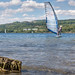 Surfing on Lake Constance