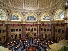 US Library of Congress interior