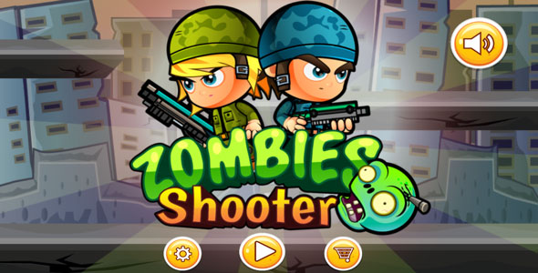 Zoombie Shooter (Eclipse – Buildbox 2.2.6 – Google games – Admob)