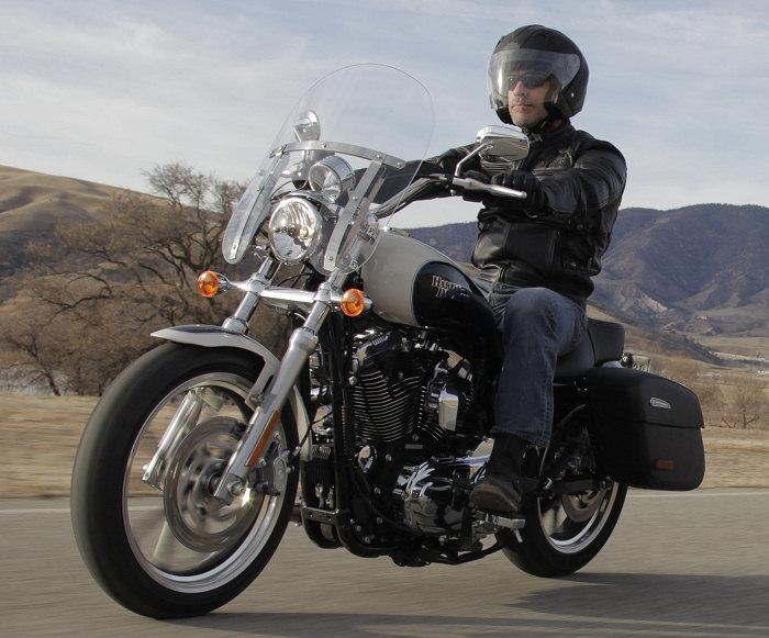 Harley-Davidson XL 1200 T SUPERLOW 2014 - 9