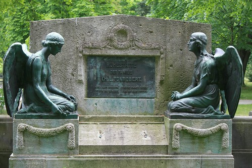 Grabstelle der Familie Ch. L. Fonrobert
