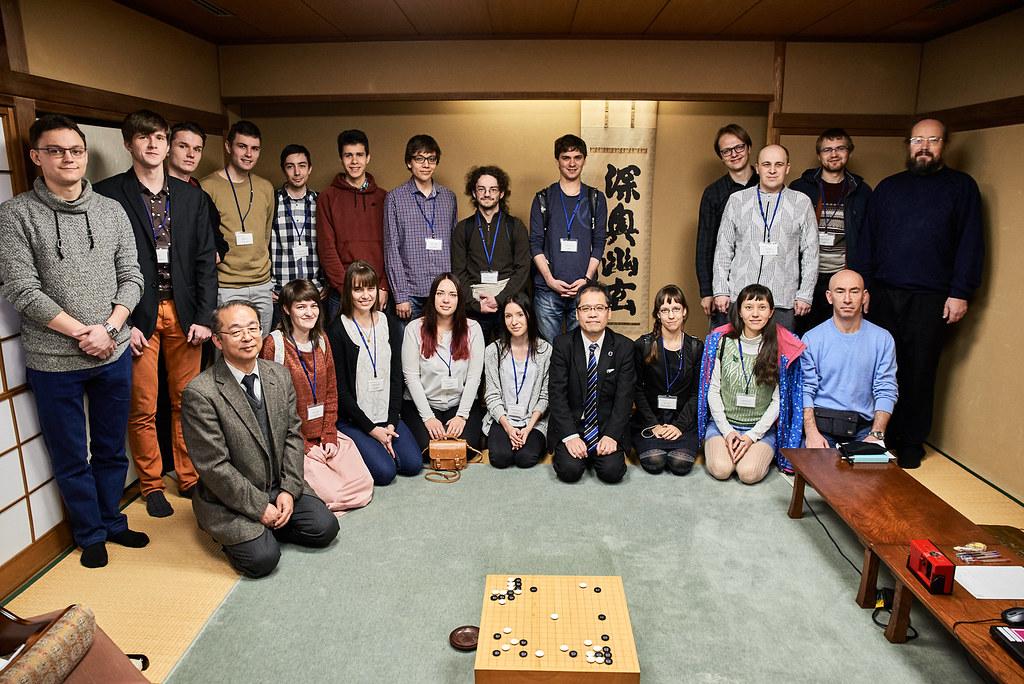 Поездка в Японию по молодежному обмену (9-17 марта 2017)